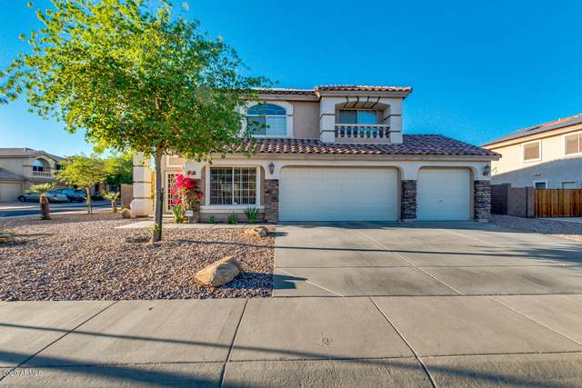 22212 W Gardenia Drive, Buckeye, AZ 85326 (MLS #6154293) :: The Carin Nguyen Team