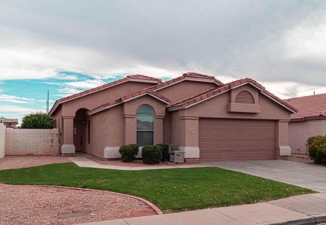8217 E Plata Avenue, Mesa, AZ 85212 (MLS #6154329) :: The Riddle Group