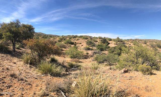 Lot #71 N Silver Bill Road, Elfrida, AZ 85610 (MLS #6154352) :: West Desert Group | HomeSmart