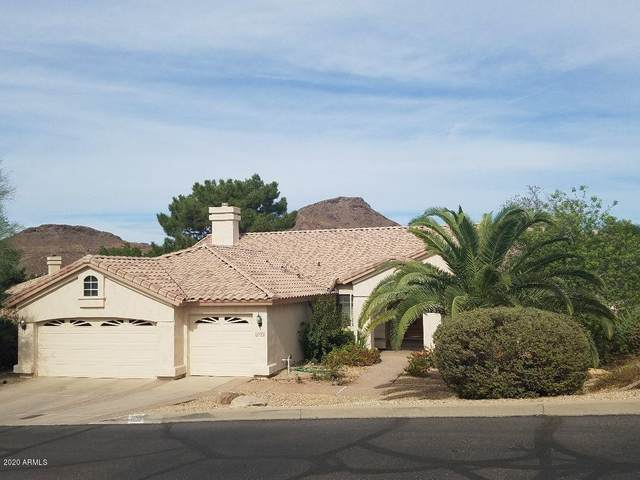 1530 E Ludloww Drive, Phoenix, AZ 85022 (MLS #6154358) :: The Riddle Group