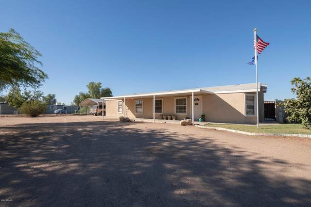 43856 N Terrace View Avenue, San Tan Valley, AZ 85140 (MLS #6154362) :: The Everest Team at eXp Realty