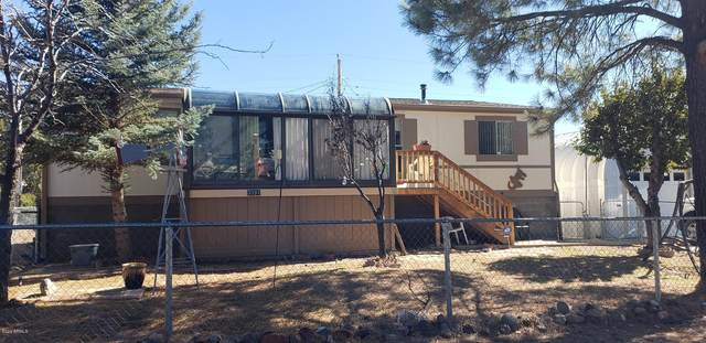 3391 Buckhorn Bend, Overgaard, AZ 85933 (MLS #6154371) :: West Desert Group | HomeSmart