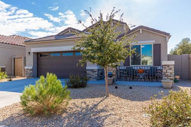 42127 W Lunar Street, Maricopa, AZ 85138 (MLS #6154380) :: The Carin Nguyen Team