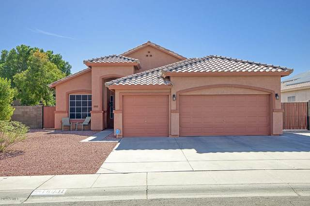 15801 W Durango Street, Goodyear, AZ 85338 (MLS #6154403) :: The Carin Nguyen Team