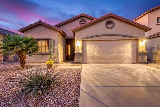 44220 W Neely Drive, Maricopa, AZ 85138 (MLS #6154410) :: John Hogen | Realty ONE Group