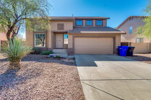 1601 E Carla Vista Drive, Chandler, AZ 85225 (MLS #6154415) :: BVO Luxury Group