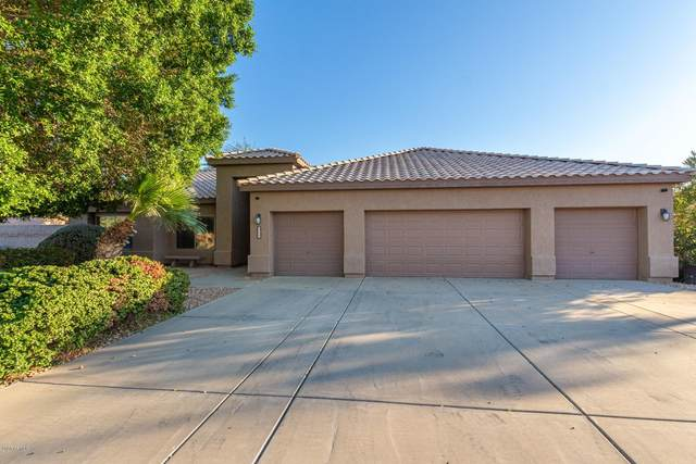 9119 W Avenida Del Sol Avenue, Peoria, AZ 85383 (MLS #6154419) :: The Riddle Group
