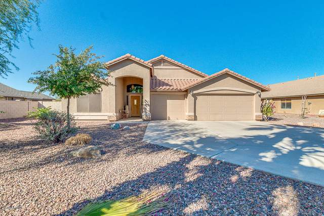 41807 W Parkhill Court, Maricopa, AZ 85138 (MLS #6154422) :: John Hogen | Realty ONE Group