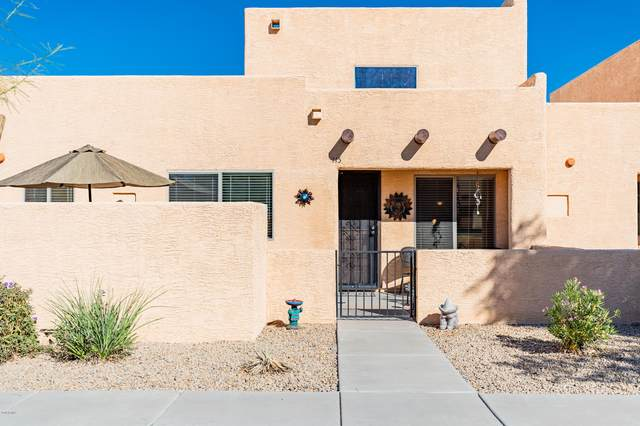 8940 W Olive Avenue #115, Peoria, AZ 85345 (MLS #6154427) :: The Riddle Group