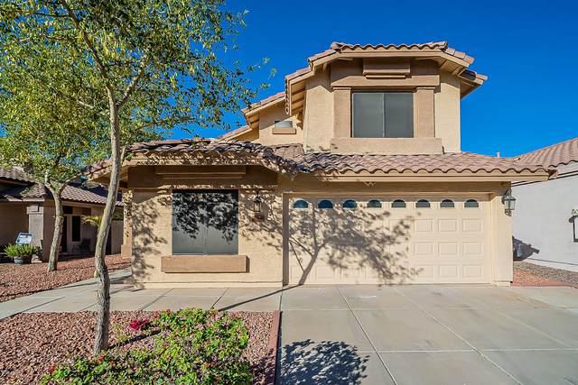 20444 N 39TH Drive, Glendale, AZ 85308 (MLS #6154430) :: The Riddle Group