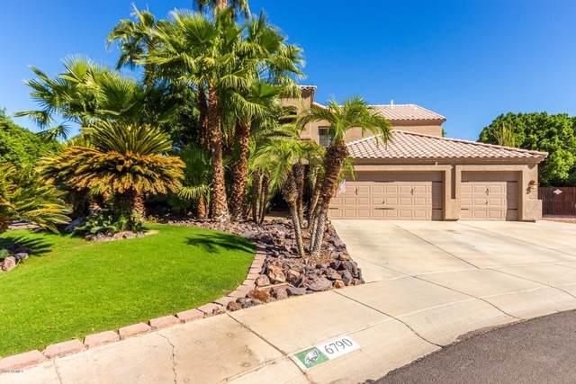 6790 W Marco Polo Road, Glendale, AZ 85308 (MLS #6154431) :: Nate Martinez Team