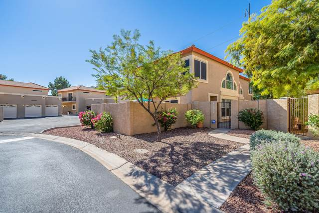 10222 N 12TH Place #3, Phoenix, AZ 85020 (MLS #6154432) :: The Carin Nguyen Team