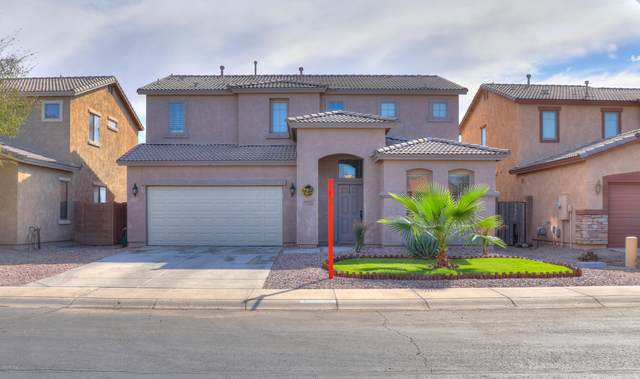45337 W Miramar Road, Maricopa, AZ 85139 (MLS #6154440) :: Service First Realty