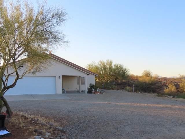 56915 S Us Highway 93 Highway, Wickenburg, AZ 85390 (MLS #6154448) :: Dijkstra & Co.