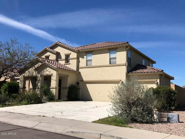 33276 N Cherry Creek Road, Queen Creek, AZ 85142 (MLS #6154449) :: Service First Realty