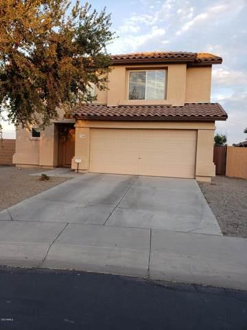 1345 S 219TH Drive, Buckeye, AZ 85326 (MLS #6154450) :: The Carin Nguyen Team