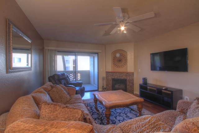 5104 N 32ND Street #307, Phoenix, AZ 85018 (MLS #6154451) :: Brett Tanner Home Selling Team