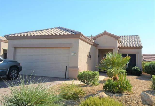 15857 W Desert Meadow Drive, Surprise, AZ 85374 (MLS #6154453) :: The Carin Nguyen Team