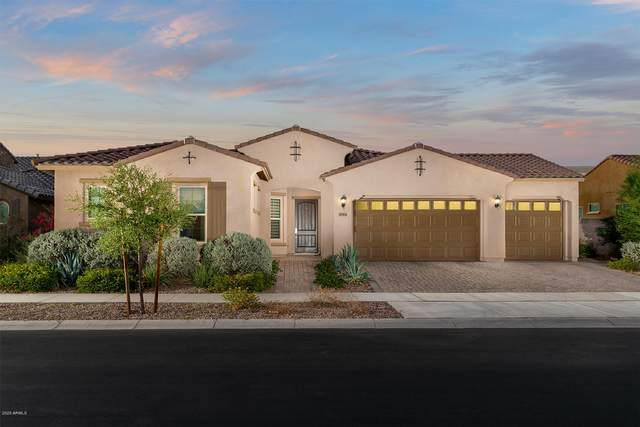 10564 E Stearn Avenue, Mesa, AZ 85212 (MLS #6154459) :: The Daniel Montez Real Estate Group
