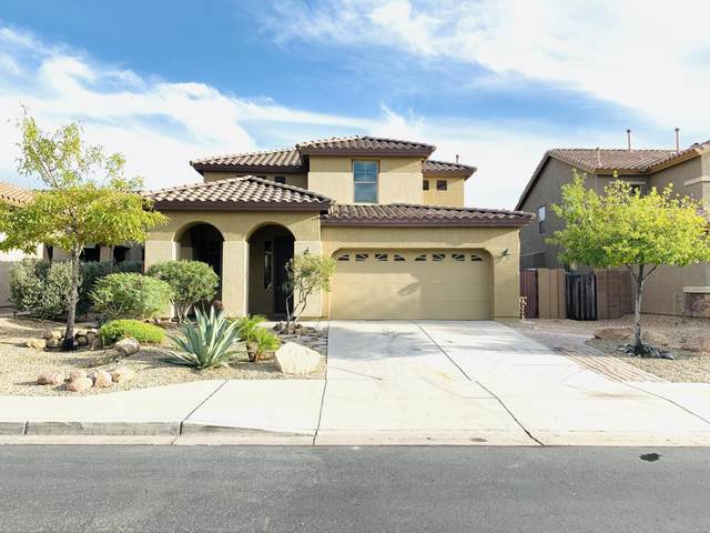 7065 W Eagle Ridge Lane, Peoria, AZ 85383 (MLS #6154473) :: The Riddle Group