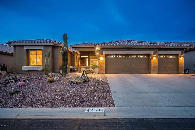 7506 E Wildcat Drive, Gold Canyon, AZ 85118 (MLS #6154490) :: Midland Real Estate Alliance