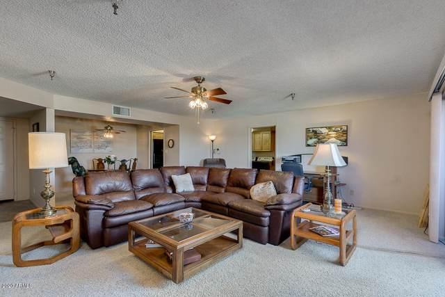 515 S Parkcrest #533, Mesa, AZ 85206 (MLS #6154496) :: Brett Tanner Home Selling Team