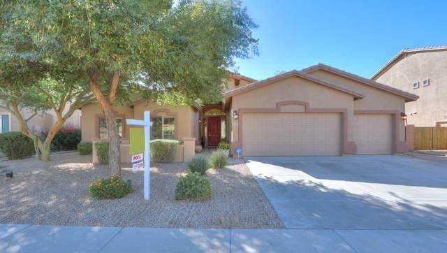 42371 W Bravo Drive, Maricopa, AZ 85138 (MLS #6154511) :: West Desert Group | HomeSmart