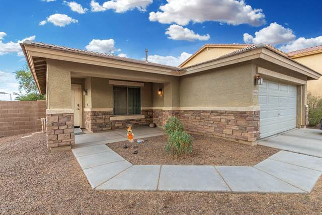 45416 W Woody Road, Maricopa, AZ 85139 (MLS #6154522) :: Service First Realty