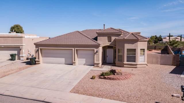 2651 Copper Sunrise, Sierra Vista, AZ 85635 (MLS #6154523) :: Yost Realty Group at RE/MAX Casa Grande