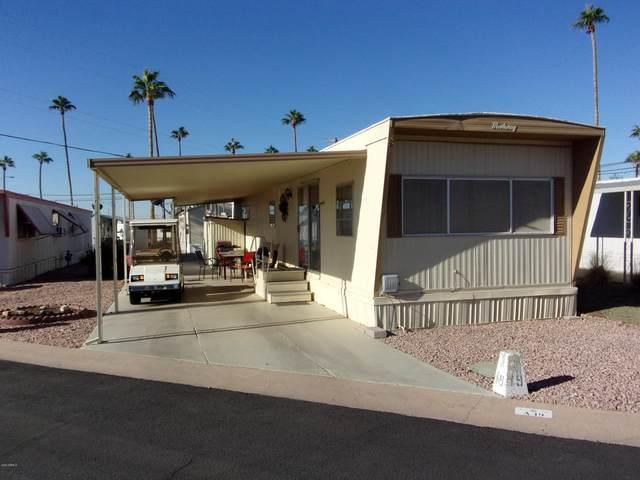 7807 E Main Street A19, Mesa, AZ 85207 (MLS #6154571) :: Walters Realty Group
