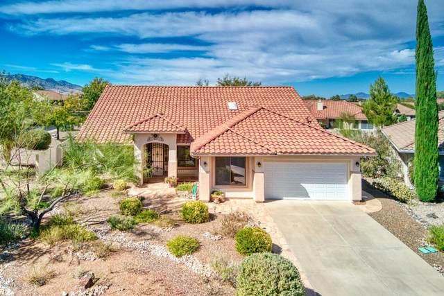 2653 Latigo Way, Sierra Vista, AZ 85650 (MLS #6154583) :: NextView Home Professionals, Brokered by eXp Realty