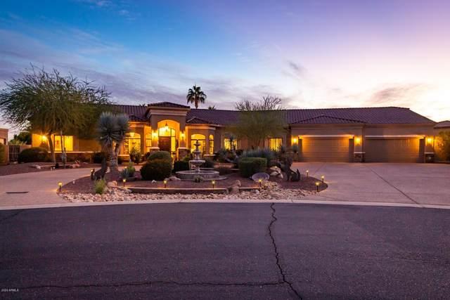 8395 W La Caille, Peoria, AZ 85383 (MLS #6154593) :: Yost Realty Group at RE/MAX Casa Grande