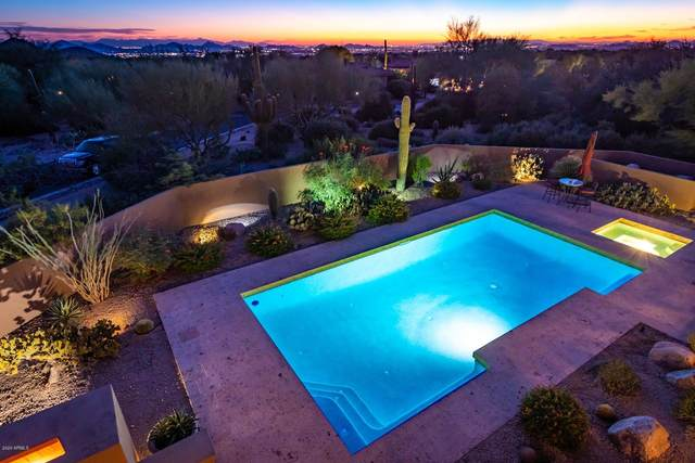10680 E Desert Willow Drive, Scottsdale, AZ 85255 (MLS #6154597) :: The Riddle Group