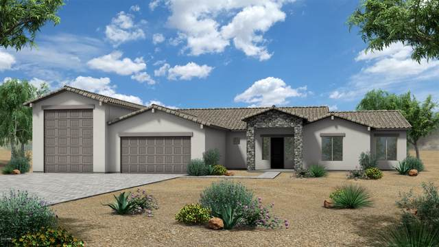 Xx N 136 Street Lot 1, Scottsdale, AZ 85262 (MLS #6154610) :: Dijkstra & Co.