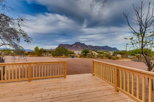 1227 N Starr Road, Apache Junction, AZ 85119 (MLS #6154642) :: The Riddle Group