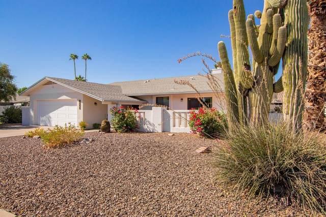 8644 E Via Del Palacio, Scottsdale, AZ 85258 (MLS #6154647) :: Arizona Home Group