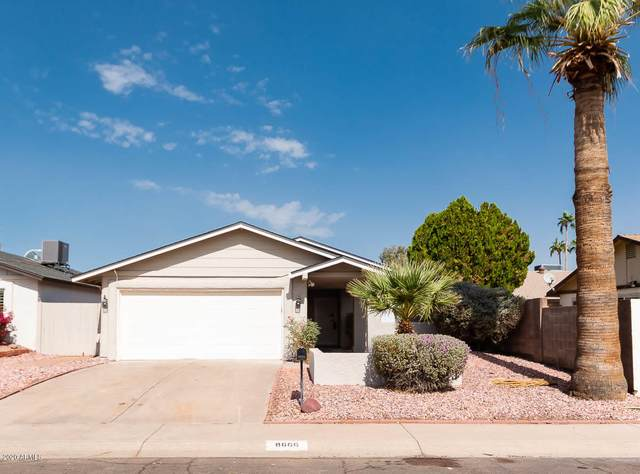 8666 E Fillmore Street, Scottsdale, AZ 85257 (MLS #6154674) :: Yost Realty Group at RE/MAX Casa Grande