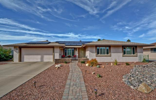 10906 W Amber Trail, Sun City, AZ 85351 (MLS #6154687) :: Arizona Home Group