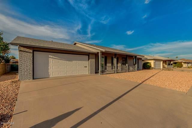 10928 W White Mountain Road, Sun City, AZ 85351 (MLS #6154708) :: CANAM Realty Group