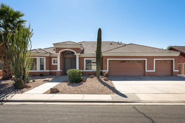 6927 E Culver Street, Mesa, AZ 85207 (MLS #6154725) :: Long Realty West Valley