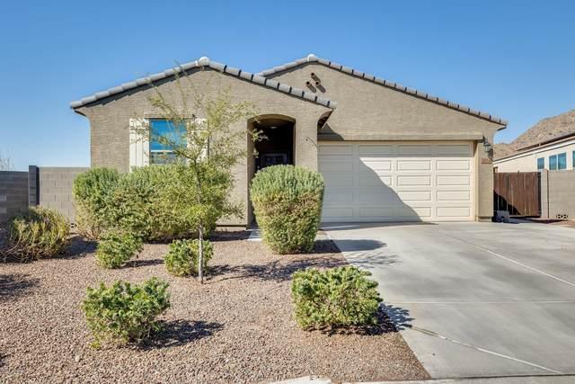 2056 N 214TH Drive, Buckeye, AZ 85396 (MLS #6154749) :: BVO Luxury Group