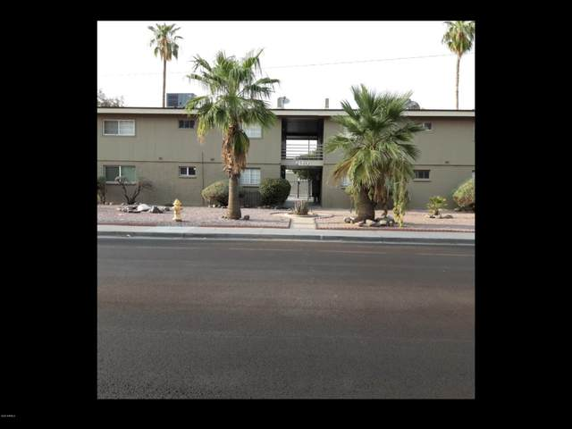 2150 W Missouri Avenue #113, Phoenix, AZ 85015 (MLS #6154764) :: Maison DeBlanc Real Estate