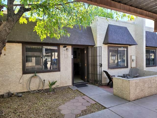 5115 N 22ND Avenue #5, Phoenix, AZ 85015 (MLS #6154809) :: Brett Tanner Home Selling Team