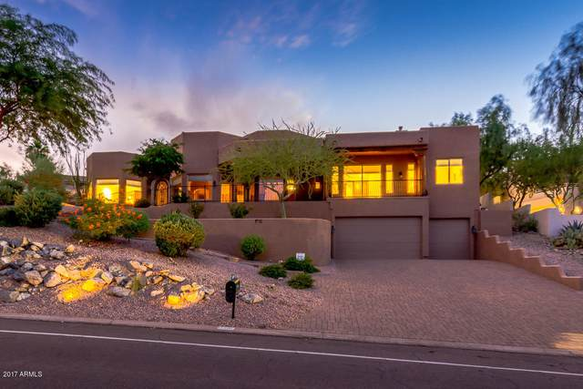 15806 N Boulder Drive, Fountain Hills, AZ 85268 (MLS #6154861) :: Walters Realty Group