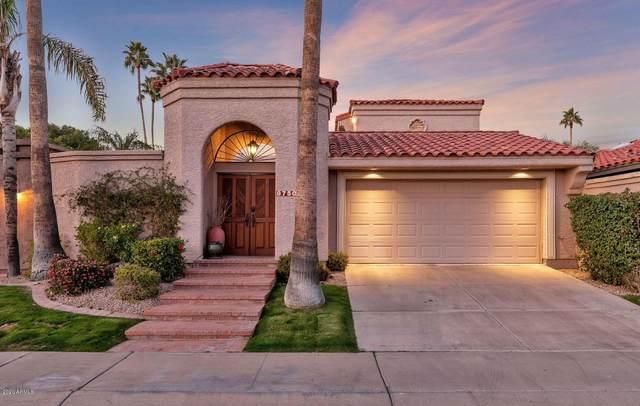 8750 E Via Del Valle, Scottsdale, AZ 85258 (MLS #6154877) :: Long Realty West Valley