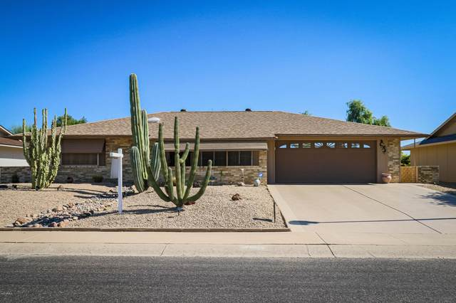 17215 N Country Club Drive, Sun City, AZ 85373 (MLS #6154892) :: TIBBS Realty