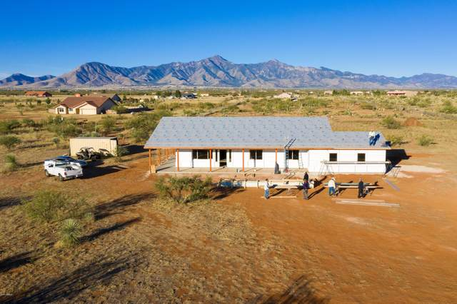 8520 S Palominas Road, Hereford, AZ 85615 (MLS #6154910) :: The Carin Nguyen Team