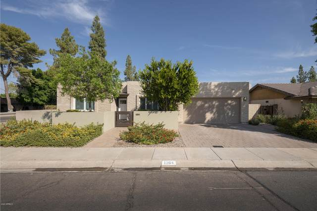 1204 E Steamboat Bend Drive, Tempe, AZ 85283 (MLS #6154928) :: The Kurek Group