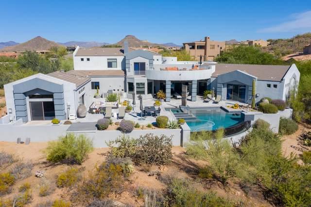 10667 E Skinner Drive, Scottsdale, AZ 85262 (MLS #6154930) :: Power Realty Group Model Home Center