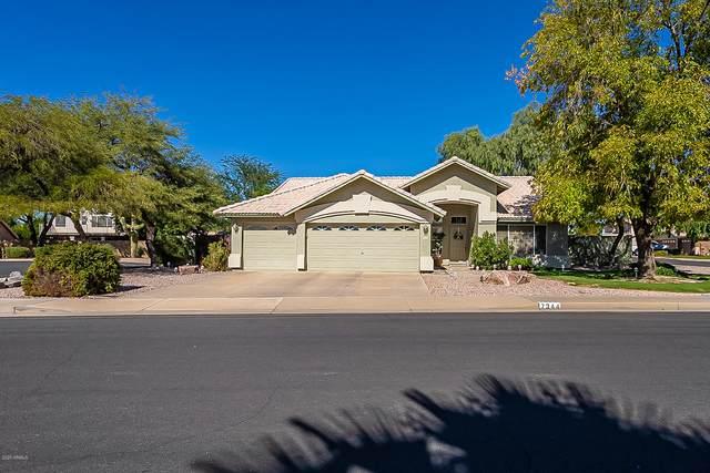 7344 E Forge Avenue, Mesa, AZ 85208 (MLS #6154934) :: Long Realty West Valley